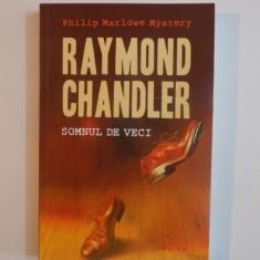 RAYMOND CHANDLER ,SOMNUL DE VECI de PHILIP MARLOWE MYSTERY EDITIA A II A 2014