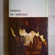 Gustav Rene Hocke – Lumea ca labirint