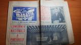 magazin 22 iulie 1972-conferinta nationala a partidului ,art. adrian paunescu