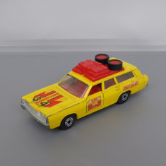 Mercury Commuter, Matchbox Speed Kings - Macheta auto