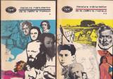 LITERATURA MARTURISIRILOR - DE LA CELLINI LA MALRAUX ( 2 VOL ) ( BPT 695-696 )