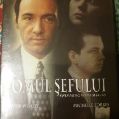 dvd - film -  Omul sefului - Kevin Spacey