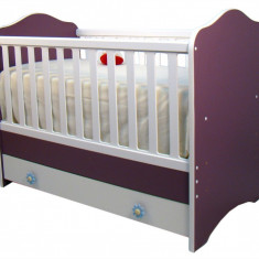 PĂTUȚ COPII DOUCE 3 - Patut lemn pentru bebelusi