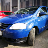 Volkswagen Fox 2006, Benzina, Berlina