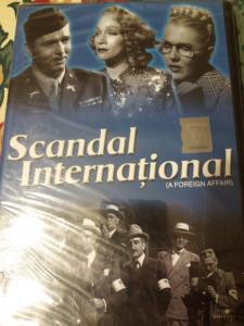 dvd - film - A foreign affair - Marlene Dietrich