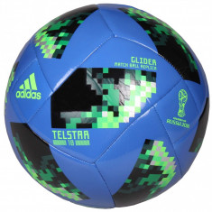 World Cup Glider Minge fotbal Adidas albastru n. 5