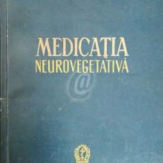 Medicatia neurovegetativa - Carte Farmacologie