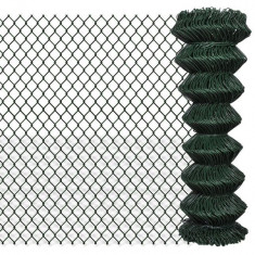 Gard lanț 1, 25 x 25 m - Plasa gard
