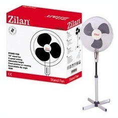 Ventilator cu picior Zilan ZLN 3262, 45 W