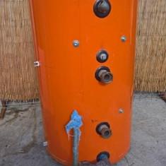 Boiler, otel, CLIMA - Austria, izolatie vata minerala. impecabil, 150 l.
