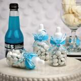 Perfect Plain Colectia albastru pentru copii Favoruri pentru sticle