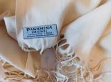 SAL PASHMINA   ORIGINAL LINA CU MATASE NATURALA, Lana