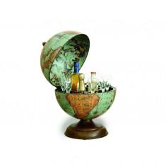 Glob pamantesc de birou cu suport pentru bauturi - Laguna - Cadou