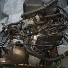 MOTOR kawasaki zx6 r! stare FOARTE BUNA! - Motor complet Moto