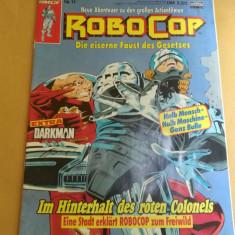 Comic de colectie Robocop band 11 Germana