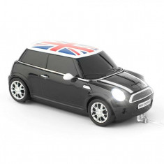Mouse Mini Cooper S Astro Black - USB
