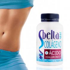 Supliment Alimentar cu Colagen și Acid Hialuronic Sbelta Plus (120 comprimate) - Supliment sport