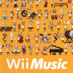 Wii MUsic - Nintendo Wii [Second hand] - Jocuri WII, Simulatoare, 3+, Multiplayer