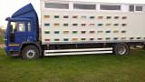 Camion omologat apicol , volvo 2002 ,euro 3, 220 cai, perne de aer, 83 de stupi