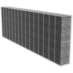 Gabion cu capac 600 x 50 x 200 cm - Plasa gard