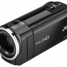 Camera Video Digitala JVC GZ-E15BE Black 40x zoom optic SDXC gz-e15be