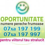 VIP Numere PERECHE Preferentiale cartele aur gold speciale numar usor simplu