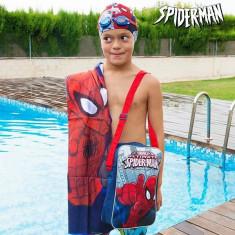 Rucsac pentru Piscină Spiderman (4 piese)