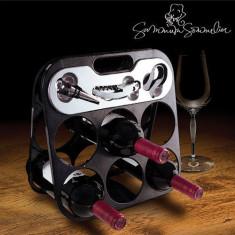 Summum Sommelier Suport Sticle și Accesorii Vin - Accesoriu electrocasnice bucatarie