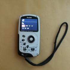 Camera Video Kodak PlaySport Waterproof fara card - Camera Video Actiune Kodak, HD