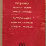 Dicționar Francez-Român - Român-Francez