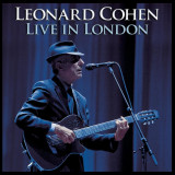 Leonard Cohen Live In London LP (2vinyl) - Muzica Folk