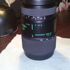 Obiectiv quantaray 70-300 - Obiectiv DSLR Canon