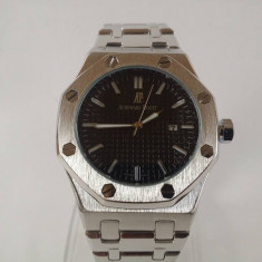 Ceas Audemars Piguet Royal Oak barbatesc NOU elegant metalic - Ceas barbatesc, Casual, Quartz, Otel, Data, Analog