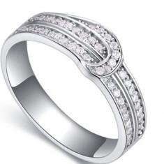 Inel Argint AquaMarine