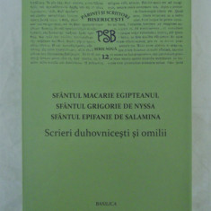 PSB 12 - SCRIERI DUHOVNICESTI SI OMILII. - Carti ortodoxe