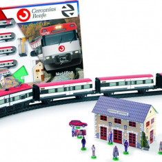 Trenulet electric - Calatori - Cercanias RENFE, Seturi complete