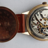 Vand ceas mecanic, Mecanic-Manual, Iwc