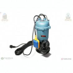 Pompa Apa Sumersibila cu tocator si plutitor - APA MURDARA 2.75 KW - Pompa gradina