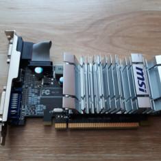 Vand placa video MSI Radeon HD 5450 de 1GB cu HDMI 100lei - Placa video PC ATI Technologies, PCI Express, Ati