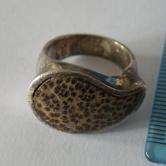 Inel argint vintage -2797X
