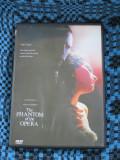 THE PHANTOM OF THE OPERA (1 DVD FILM - SUBTITRARE IN ROMANA!)