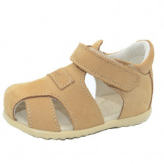 Sandale pentru baietei Emel SEM7-BE, Bej - Sandale copii