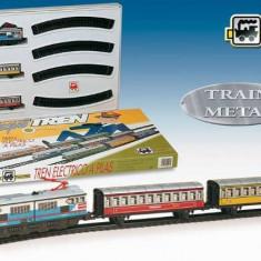 Trenulet electric colorat - Calatori - Pequetren, Seturi complete