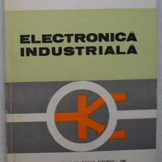 Electronica Industriala - colectiv - Carti Electronica