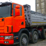 Bascula Scania 124c