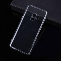 Husa silicon 0, 3mm cu protectie la camera pt Samsung Galaxy A8 ( 2018 ) / A530F - Husa Telefon, Transparent