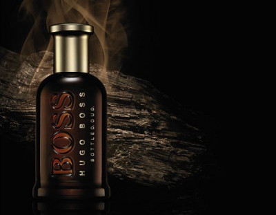 Parfum Original Hugo Boss - Bottled Oud 100 ml + CADOU foto