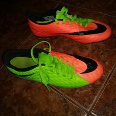 Ghete fotbal Nike, Marime: 43.5, Culoare: Verde