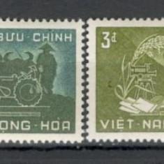 Vietnam de Sud.1959 Reforma agrara SV.267 - Timbre straine, Nestampilat