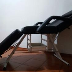 Scaun tatuaje/masaj